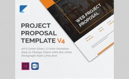 011 Unbelievable Free Project Proposal Template Image  Document Ppt Pdf