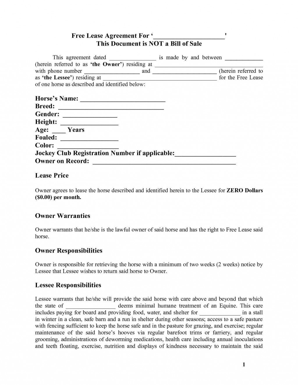 011 Unforgettable Rental Agreement Template Word South Africa Concept  Room Doc Application FormLarge