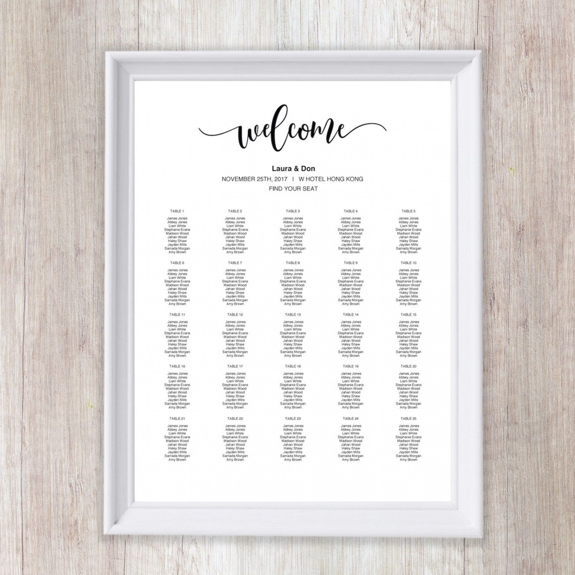 011 Wonderful Wedding Seating Chart Template Concept  Templates Plan Excel Word Microsoft1920