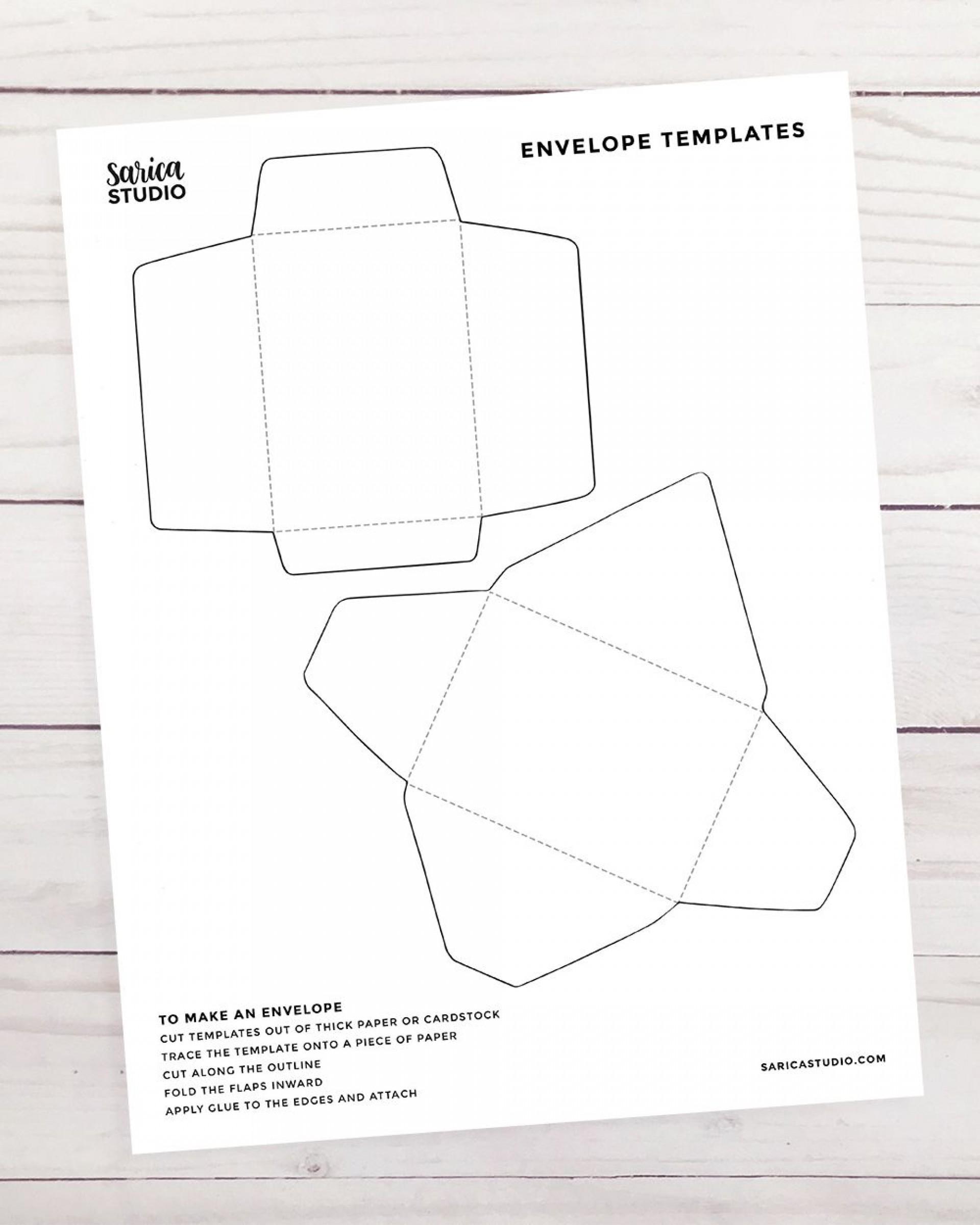 012 Frightening Gift Card Envelope Template Idea  Templates Voucher Diy Free Printable1920