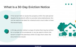 012 Impressive 30 Day Eviction Notice Template Concept  Pdf Form
