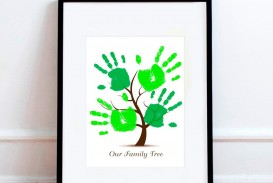 012 Outstanding Family Tree For Baby Book Template Inspiration  Printable