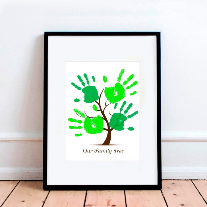 012 Outstanding Family Tree For Baby Book Template Inspiration  Printable728
