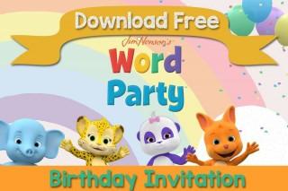 012 Rare Microsoft Word Birthday Invitation Template Idea  Editable 50th 60th320