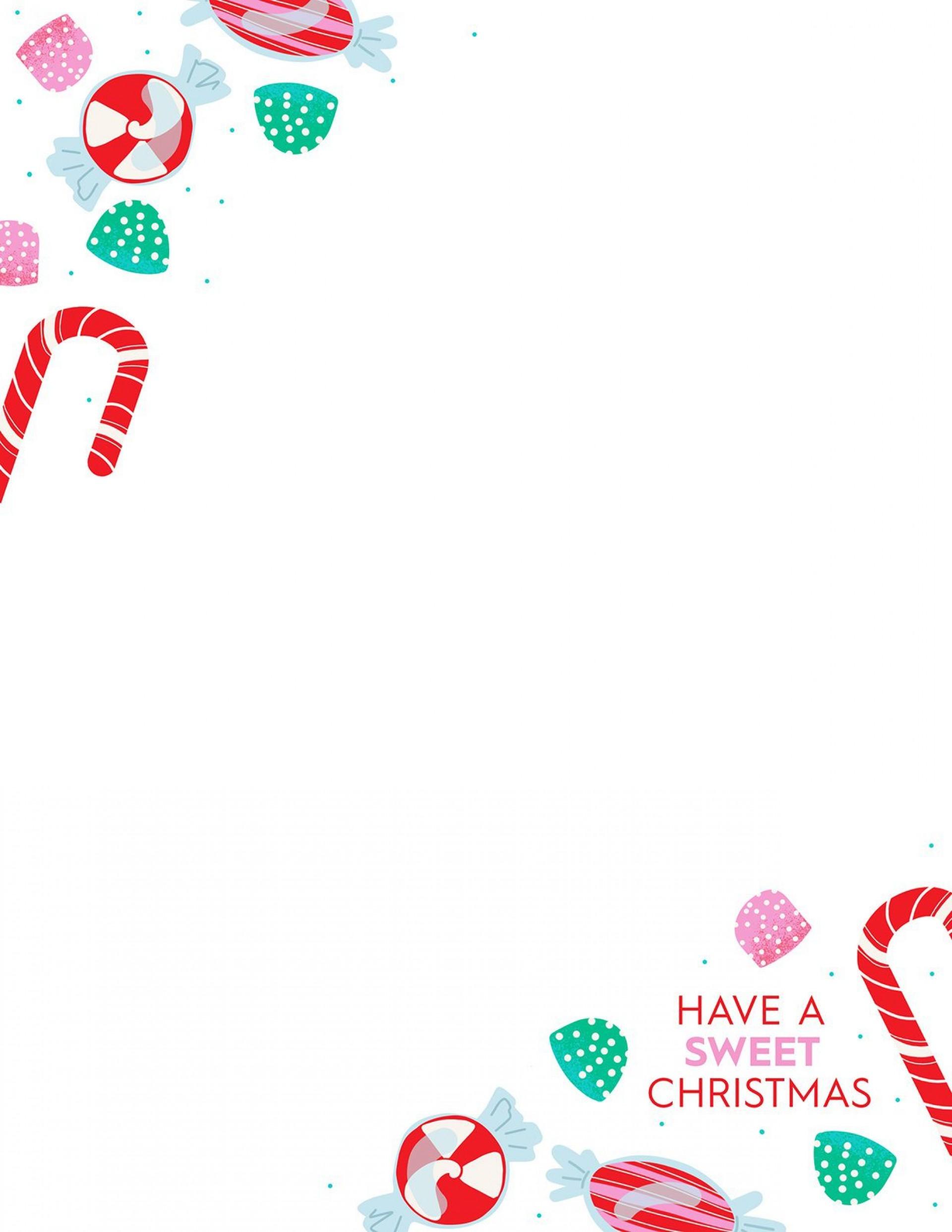 012 Sensational Free Christma Letter Template For Microsoft Word Sample  Downloadable Newsletter1920
