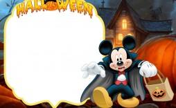 012 Shocking Free Halloween Invitation Template Idea  Templates Microsoft Word Wedding Printable Party