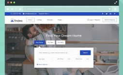 012 Staggering Real Estate Website Template High Resolution  Templates Bootstrap Free Html5 Best Wordpres