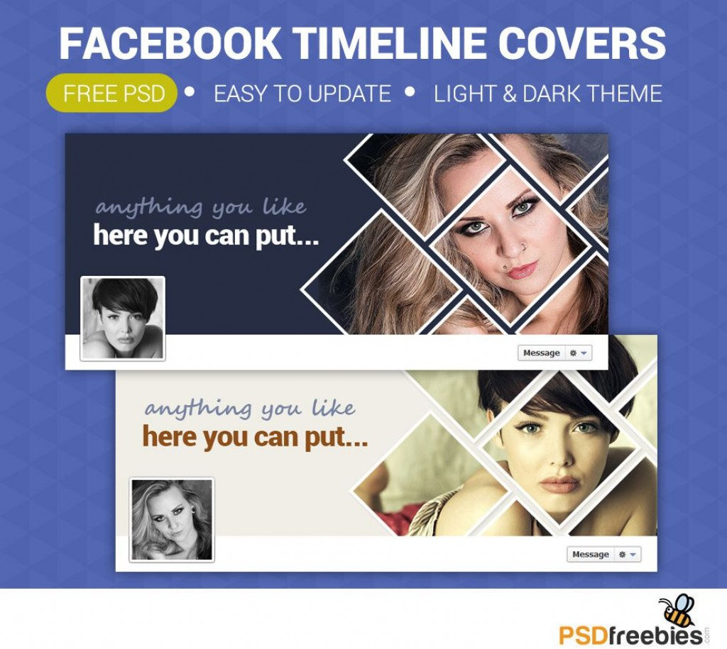 012 Stirring Facebook Cover Photo Photoshop Template Concept  2019 Page Profile Picture SizeLarge