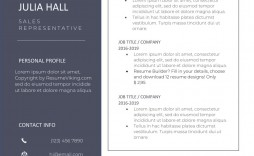 012 Unique Cv Template Free Download Word Doc High Def  Editable Document For Fresher Student Engineer