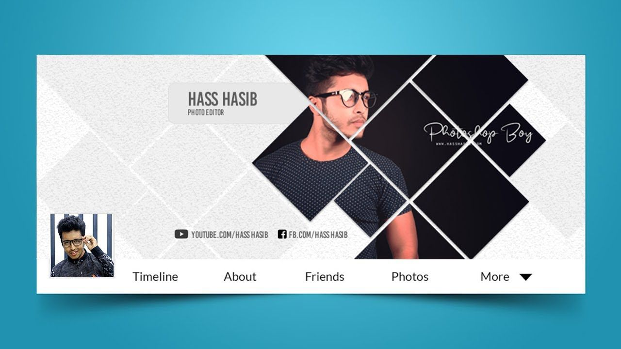 013 Best Facebook Cover Photo Photoshop Template Sample  2019 Page Profile Picture SizeFull