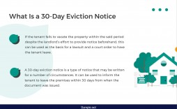 013 Fearsome 30 Day Eviction Notice Template Inspiration  Pdf Form