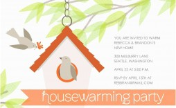 013 Stupendou Housewarming Party Invitation Template High Definition  Templates Free Download Card