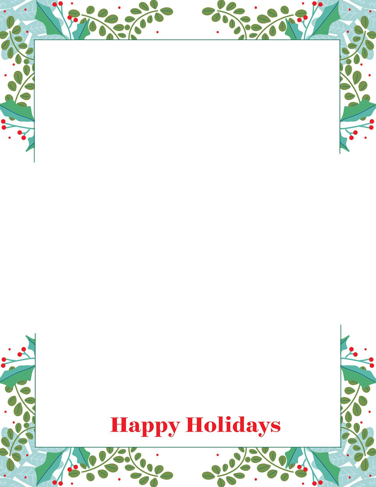 013 Surprising Free Christma Letter Template For Microsoft Word Photo  Downloadable NewsletterFull