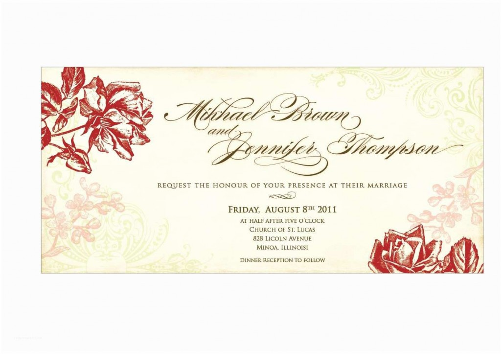 014 Unusual Funeral Invitation Template Free Example  Memorial Service Card ReceptionLarge