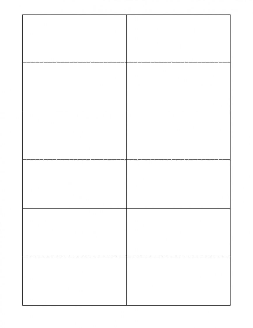 015 Beautiful Place Card Template Word Sample  Folding Name 8 Per Sheet