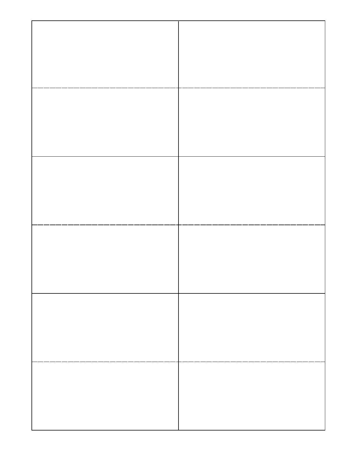 015 Beautiful Place Card Template Word Sample  8 Per Sheet Free Microsoft Table NameFull