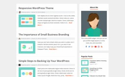 Amazing Free Wordpres Blogger Template  Templates Best Theme For Blog 2018 2019 Download