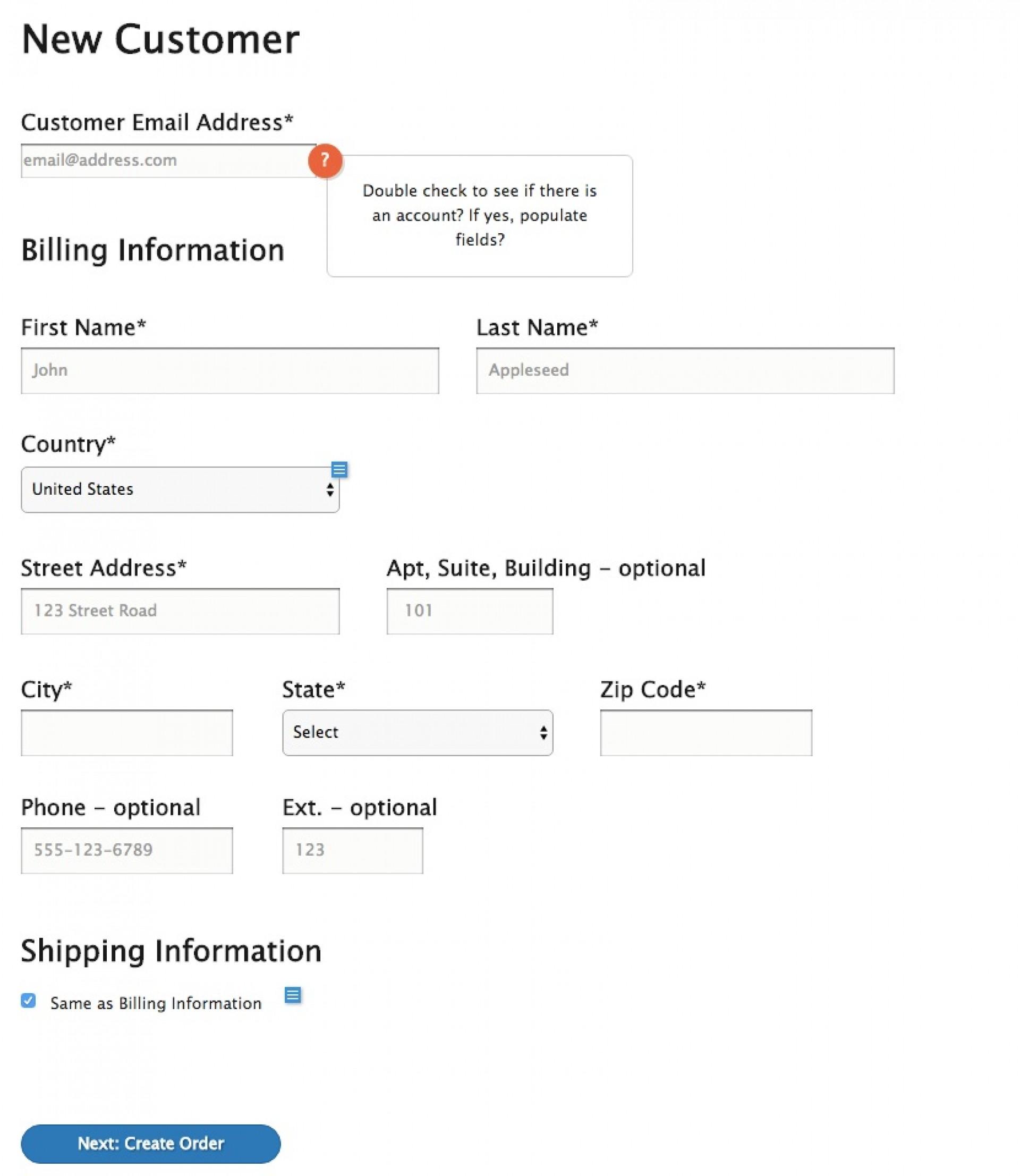 Drupal New Customer Form Template  Uk Account Setup1920