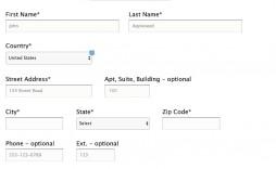 Drupal New Customer Form Template  Uk Account Setup