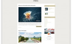 Fabric Free Wordpres Blogger Template Idea  Templates Best Theme For Blog 2018 2019 Download