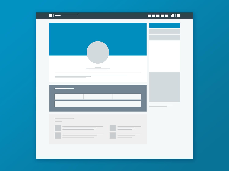 Facebook Post Template Psd Simple Idea  Free Download DesignFull