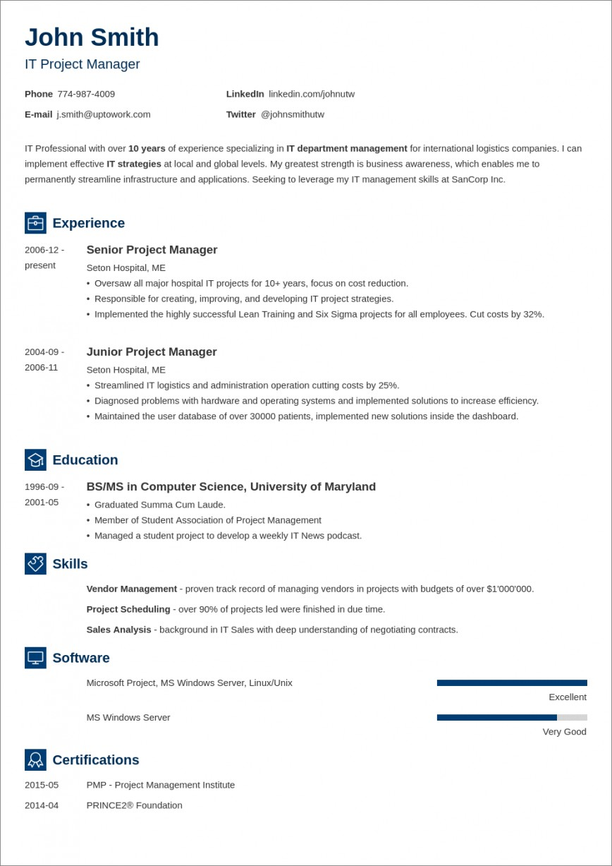 Free M Word Template Resume Idea  Ms 2018 Creative Download 2020