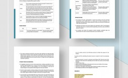 Graphic Design Proposal Template Sample Complete Jpg  Pdf Doc Word