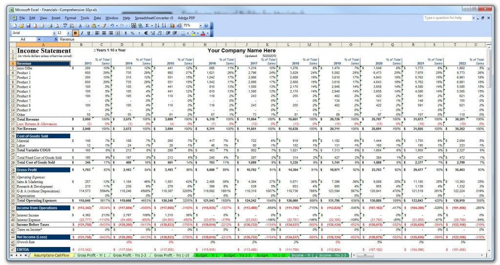 M Excel Budget Template Sample Spreadsheet  Templates Microsoft Monthly FreeLarge