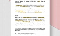 Pooling Agreement Jpg  Template Cash