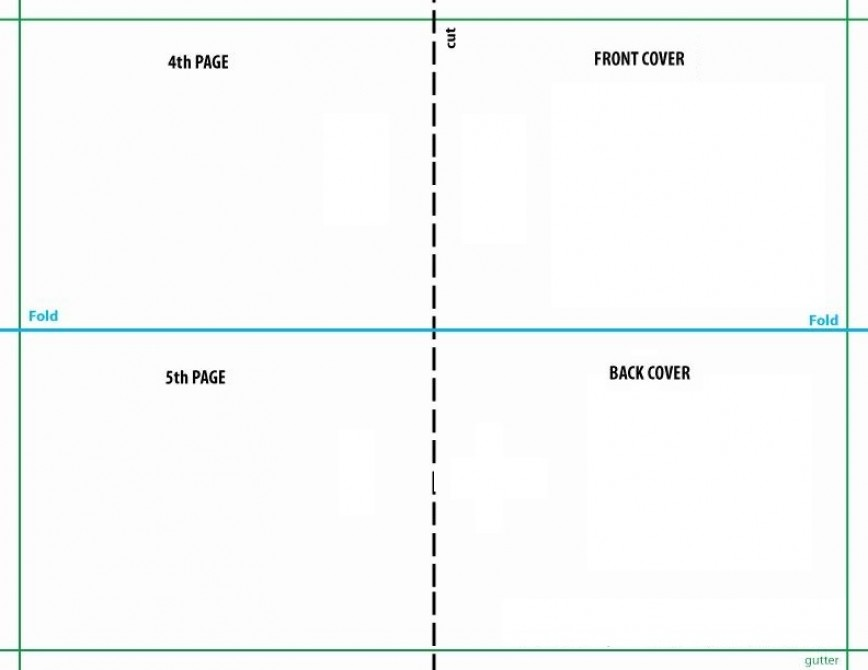 Quarter Fold Cards Template from www.addictionary.org