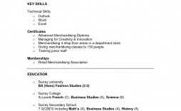 Simple Resume Template Free Download Example  Word Pdf For Student