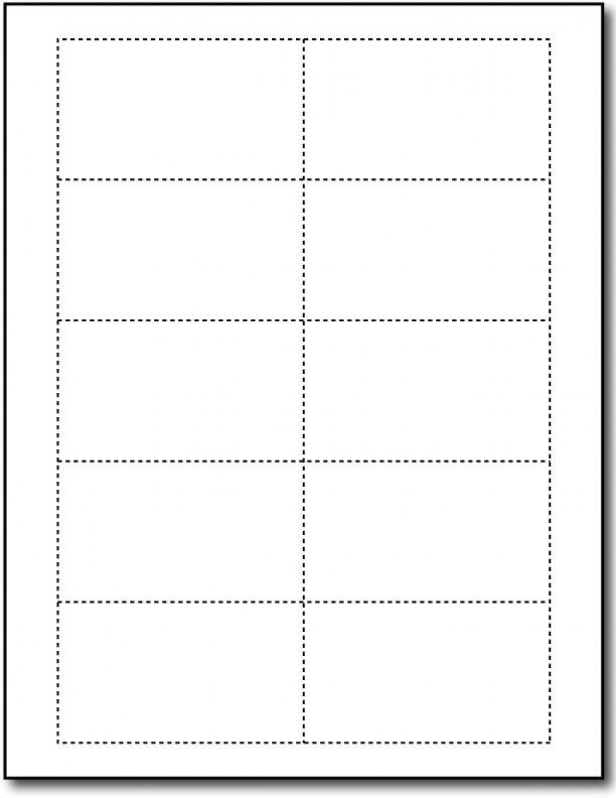 Word Busines Card Template Free Simple Download  Microsoft 2007 Double Sided Blank868