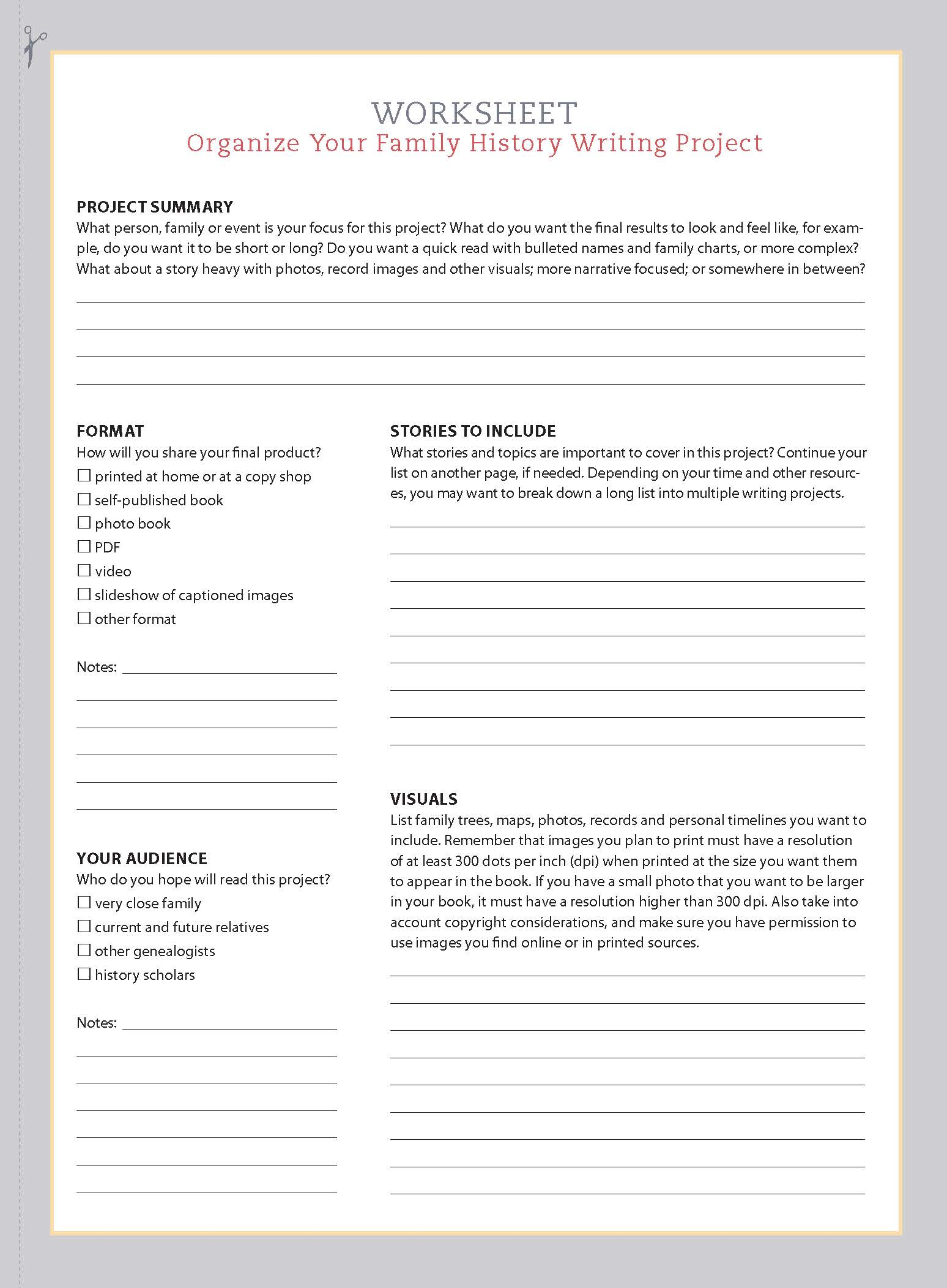 Genealogy Book Template from www.addictionary.org